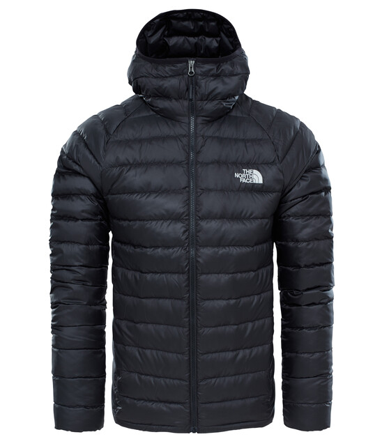 The North Face Trevail Capuchon Jas Heren, black l Online